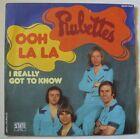 THE RUBETTES (SP 45T) OOH LA LA