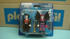 Playmobil Halloween 5239 klicky Figure Duo Pack Vampires wings toy 161