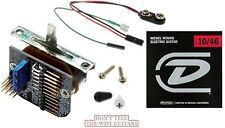 EMG 5 POSITION STRAT SWITCH SOLDERLESS 5 WAY SELECTOR FOR 3 PICKUPS ( STRINGS )