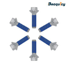 DC60-40137A Washing Machine Hex Bolt (6 Pack) by Beaquicy for Samsung & Kenmore