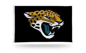 Jacksonville Jaguars 3' x 5' Flag Banner All Pro Design USA SELLER! Brand New!