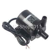 12V DC Submersible Water Fountain Pump 145GPH 10' Lift 12v Battery Or Solar AU