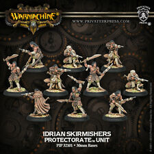 Warmachine : Idrian Skirmishers - Protectorate of Menoth - PIP 32101 - BNIB