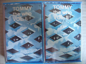 The Who - Tommy Vol. I + II