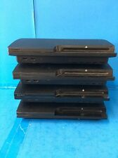 Sony Playstation 3 Ps3 Slim Lot of 4 Console Only Parts/Repair Sold As Is JE67