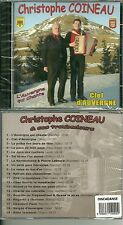 RARE / CD - CHRISTOPHE COINEAU : CIEL D' AUVERGNE ( ACCORDEON ) NEUF EMBALLE