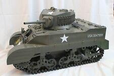 GI Joe 21st Century Ultimate Soldier 1:6 WWII M5 Stuart tank Army Military