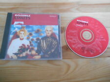 CD Pop Invisible Limits - Violence (9 Song) SPV / FUN FACTORY