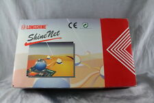 Longshine LCS-883R-SW500M+, 5-Port 10/100 mbit Ethernet Netzwerk Switch Blau