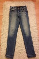 Gorgeous Karen Millen Jeans with zips at the ends, size UK8 - VGC