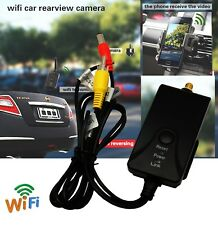 Wireless Car Reversing Wifi Camera Transmitter 2.4Ghz Transmission IOS Android