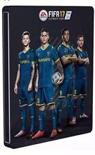 FIFA 17 Steelbook Ultimate Team (ohne Spiel) NEU&OVP PlayStation 4 , Xbox , PC