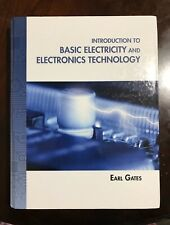Introduction to Basic Electricity and Electronics Technology, Hardcover by Gates