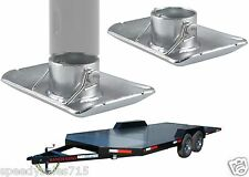 CURT 28272 Trailer Jack Foot Towing Hauling Hitch Receiver New Free Shipping