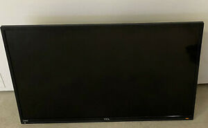 Black 32 inch TCL LCD tv. Resolution 	1366x768. Barely used, in great condition