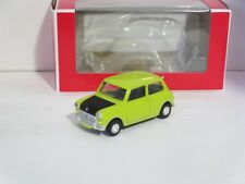 Norev Minijet 1:64 Mini Cooper S 1963 citron green 310516 Brand new. 3 inches