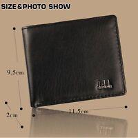 PU Leather Holder Clutch Design Style Card Brand Wallets Wallet Purse Men