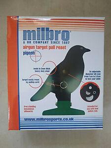Mibro Airgun Target knockdown reset (PIGEON)