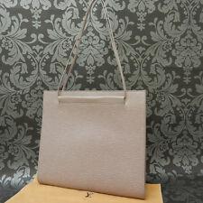 Rise-on LOUIS VUITTON EPI SAINT TROPEZ Light Purple Handbag Shoulder bag #3 t