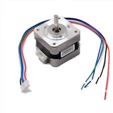 5PCS 17HS3401 4-lead Nema 17 Stepper Motor 42 motor 42BYGH 1.3A CE CNC Part