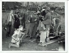 Guy Verney Actor Behind the scenes Fame is the Spur Vintage Photograph