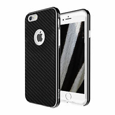 iPhone 7 7 Plus 6s SE Case for Apple Zuslab X Bumper Cover Tempered Glass Screen iPhone 5 Black