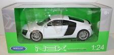 Welly NEX 1/24 Scale 22493W - Audi R8 V10 - White