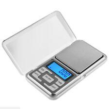 0.001g 500g Mini Digital Jewelry Pocket Scale Gram Precise Weighing