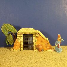 Dept 56 TOWN GATE Set of 2 Little Town of Bethlehem w/ box Combine Shipping!