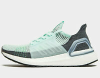 Adidas Ultra Boost 19 Women's ® (Size UK: 4 EUR 36.5 ) GlIce Mint / White NEW