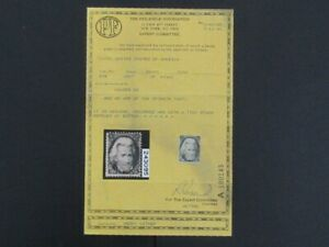 Nystamps US Stamp # 85B Mint RG $7500 PF Certificate e20yj