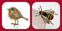 SPILLE UCCELLINO, APE A SCELTA - Vintage Decoration Brooch Pins jewelry