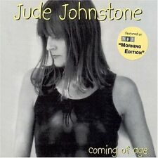 Coming Of Age - Jude Johnstone (2002, CD NIEUW)