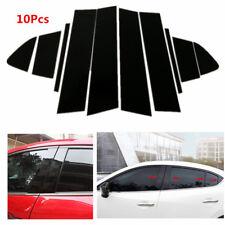 Car Body Door Trim Mirror Cover Kit Window Pillar Trim For Mazda3 Axela M3 14-18