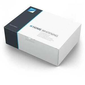 WHITEsmile Home Whitening Tooth Whitening System 22%  8 x 1.2ml - Slim Kit -