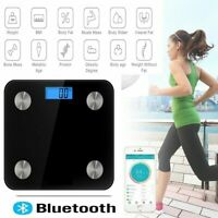Digital Weight Scale Bluetooth Body Fat  Smart Scales Body Composition Analyzer