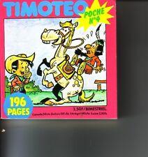 TIMOTEO POCHE N°04 - SEPP  - NEUF /JAMAIS LU