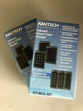 2 Kantech Kt-Mul-Mt ioSmart Card Reader Multi-Technology