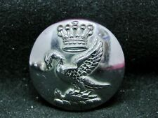 Earl Of Onslow Eagle on Partridge 26mm Chrome Livery Coat Button Firmin Wwii Era