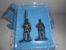 CGE 017 GENERAL GOURAUD + CAZADOR ALPINO 1914-18 ATLAS LEAD SOLDIERS 1:32