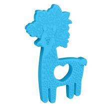 Manhattan Toy Animal Shapes Llama Silicone Teether