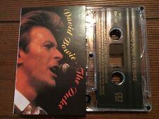 DAVID BOWIE - - THE DUKE - - Rare Australian Only Cassette - SPACE ODDITY