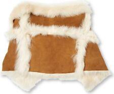 UGG Scarf Foxley Collar Snood Chestnut Sheepskin Toscana Nwd $550