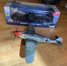 The Ultimate Soldier - Messerschmitt BF-109G-6 1:18 scale ORIGINAL BOX