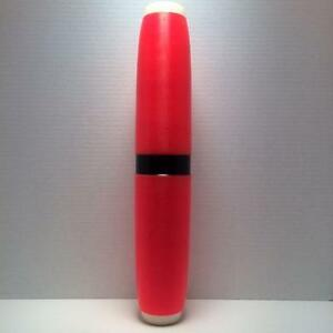 Candlepin Bowling Pin Colored Brand New Orange Candlepin With Black Marker