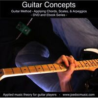 Lead Guitar Lessons DVD Course w/ Style of Jimi Hendrix AC/DC Dire Straits &MORE