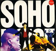 SOHO noise HEDLP 1 A1U/B1U 1st pressing uk hedd 1989 LP PS EX/EX with inner sos