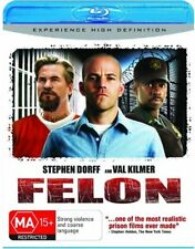 Felon (Blu-ray, 2008) regions A,B,C = ALL REGIONS (Stephen Dorff)