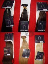 EXTENSION HAIR ALLUNGAMENTO CAPELLI VERI REMY VERI AL 100% 50PZ MICRORING