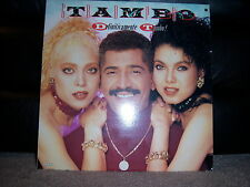 """Combo RCSLP-2078 Grupo Tambo - Definitivamente Tambo! 1991 12"""" 33 RPM"""